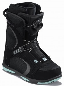 Buty snowboardowe HEAD GALORE PRO BOA black
