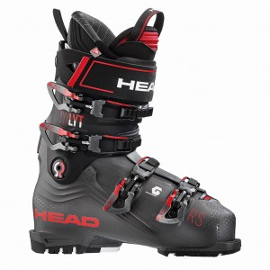 Buty narciarskie HEAD NEXO LYT 110 RS ANTHRACITE / RED
