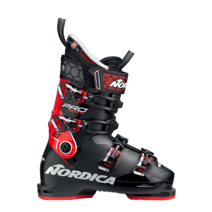 Buty narciarskie Nordica PRO MACHINE 110 Black/Red/White 19/20'