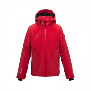 Kurtka PHENIX NORWAY ALPINE TEAM JACKET Red