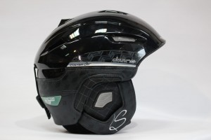 Kask Salomon DIVINE CUSTOM AIR Black