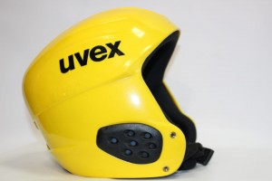 Kask Uvex BASIC JR Yellow