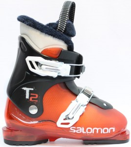 Buty Salomon T2 RT Red Translucent/Black