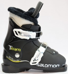 Buty Salomon TEAM Black