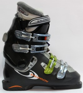 Buty Salomon EVOLUTION2 X8.99 W Black