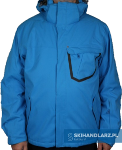 Kurtka męska Salomon SUPERNOVA JACKET M Blue