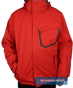 Kurtka męska Salomon SUPERNOVA JACKET M Red Pepper