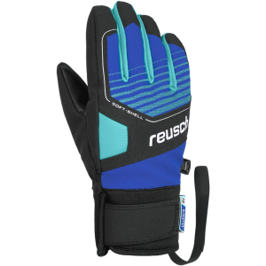 Rękawice Reusch TORBY R-TEX XT Junior Black/Blue
