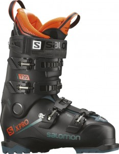 Buty narciarskie Salomon X-PRO 120 Black/Blue/Orange
