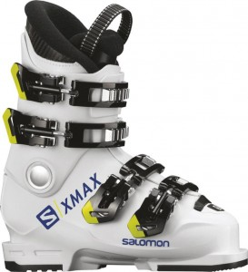 Buty narciarskie Salomon X-MAX 60T L White/Race Blue/Acid Green