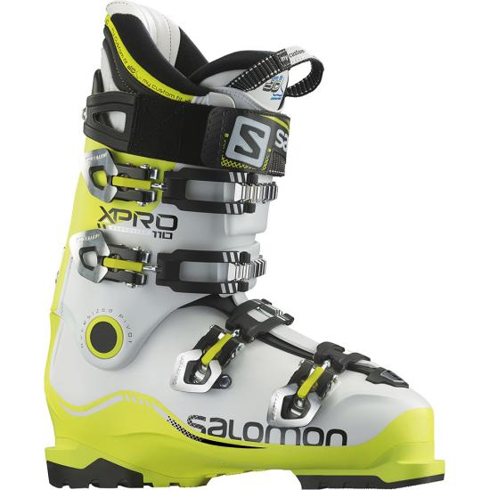 Buty narciarskie Salomon X PRO 110 Acide Green White