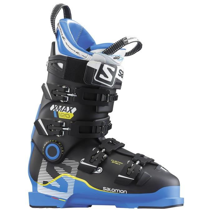 Buty narciarskie Salomon X MAX 120 BlueBlack